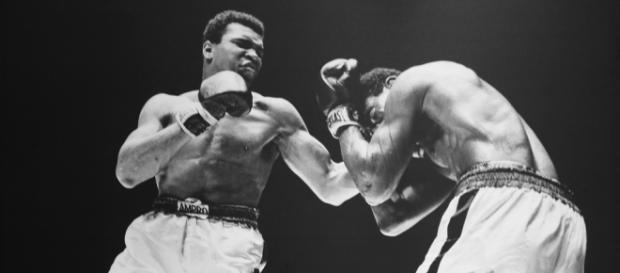 Muhammad Ali: (Image Credit: Cliff/Flickr.com)