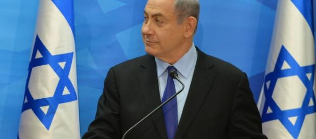 Prime Minister of Israel Benjamin Netanyahu -Wikimedia commons - no photograpaher cited