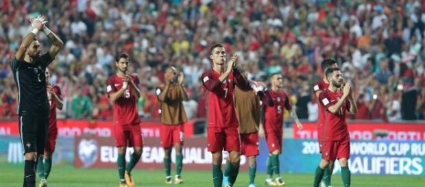 Seleção carimba o acesso ao Mundial 2018 (Via - OJOGO)