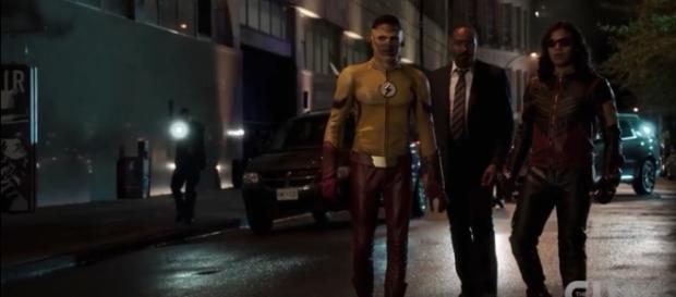 'The Flash' season 4 trailer; (Image Credit: The CW / Youtube)