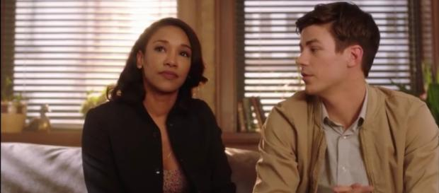 'The Flash' therapy clip / via The CW / Youtube