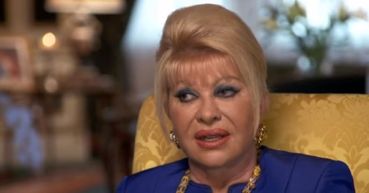 Ivana Trump says she is First Lady; Melania Trump claps