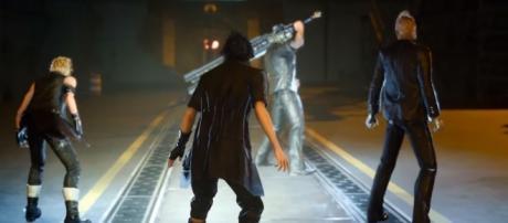 Final Fantasy XV PC version coming soon (Image via YouTube - Final Fantasy XV)