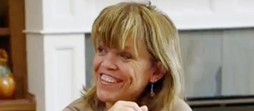 Amy Roloff from a screenshot of the show