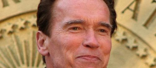 Arnold Schwarenegger [Image courtesy of Mirrorcle World wikimedia commons]