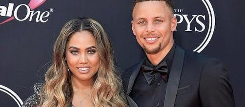 "Ayesha Curry has been asked to be on ""Dancing with the Star"" [Image: Entertainment Tonight/YouTube screenshot]"