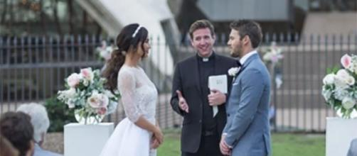 Beautiful: le nozze di Steffy e Liam.