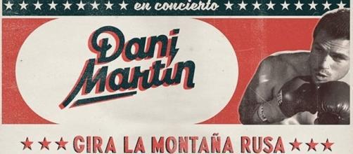 La gira del cantante madrileño por fin llega a la capital el próximo 2 de noviembre