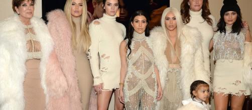 Diez años del clan Kardashian. - glamour.mx