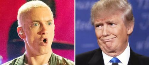 Eminem Drops Donald Trump Diss Track Ahead of Final Debate - Us Weekly - usmagazine.com