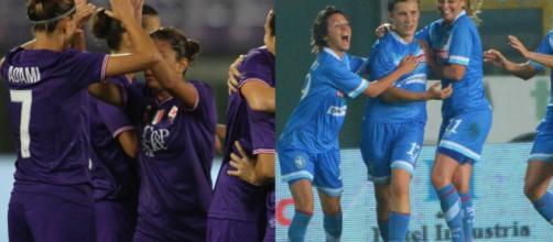 Fiorentina e Brescia accedono agli ottavi della Champions League femminile - Foto Facebook