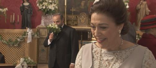 Il Segreto, anticipazioni novembre: le nozze di Raimundo e Francisca, Lucia conosce Hernando
