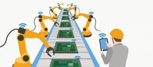 Industria 4.0. Robot e computer al servizio della produzione
