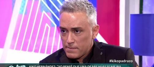 """Kiko Hernández está """"destrozado""""."""