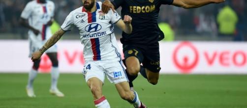 Lyon-Monaco, confrontation indécise
