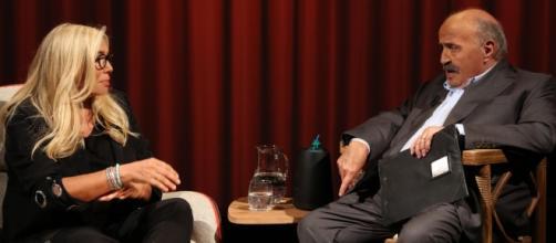 Mara Venier a 'L'intervista' di Maurizio Costanzo (TGCom24 - Mediaset.it)