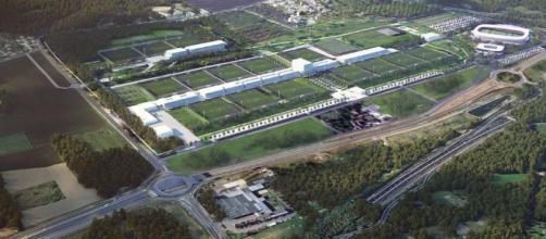 Nouveau centre d'entraînement du PSG : Dehors les Roms !