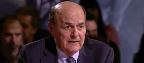 Pierluigi Bersani a 'Piazzapulita' accusa il Governo per la legge elettorale