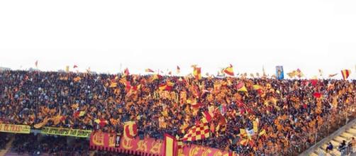 """Sabato al """"Via del mare"""" si gioca Lecce- Akragas."""