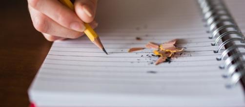 Un día dejaré de escribir y ese día será infinito