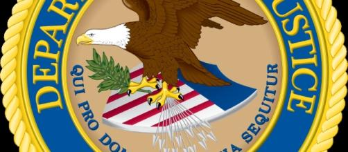 Seal of the United States Department of Justice [Image Credit: U.S. Government/Wikimedia Commons]