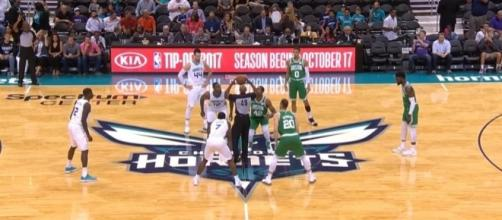 The Boston Celtics are still unbeaten in the 2017 NBA preseason -- Ximo Pierto via YouTube