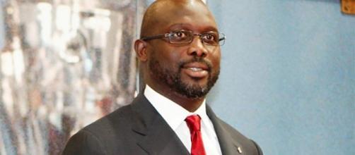 Weah nuovo presidente della Liberia