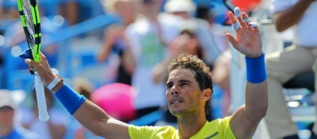 ATP - Cincinnati : Même moyen, Nadal file en quarts - Tennis ... - sports.fr