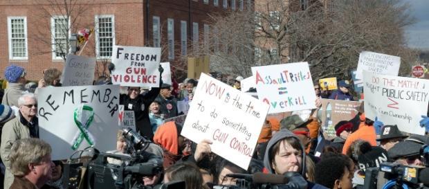 Gun violence rally (Image credit: Maryland GovPics/Flickr)