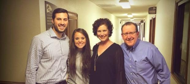 Jinger and Jeremy Vuolo from social network