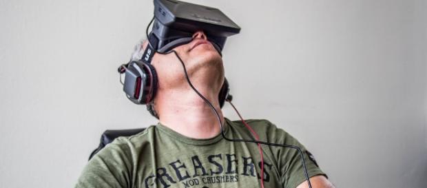 Oculus Rift [Image Credit: Sergey Galyonkin/Flickr].