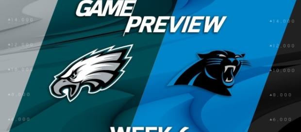 The Panthers and Eagles are set to battle on the Thursday night stage - NFL https://youtu.be/NvEtKWs7uYU