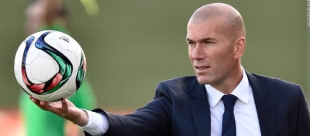 Zinedine Zidane: Frenchman named Real Madrid coach - CNN - cnn.com
