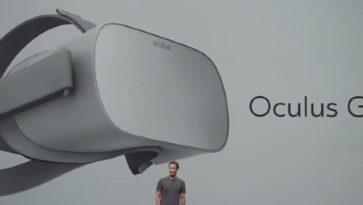 Facebook announced new Oculus Go VR headset works without a