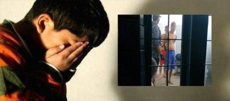Menino é abusado pelos vizinhos