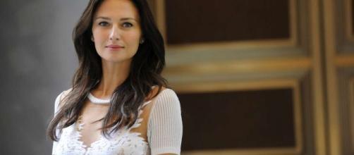 Anna Safroncik: il clamoroso ritorno di Aurora nella prima puntata della fiction.