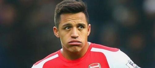 Arsenal envoie un médecin chez Alexis Sanchez pour vérifier s'il ... - senenews.com