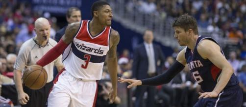 NBA Preseason: Miami Heat defeat the Washington Wizards Bradley Beal | Image/source: Keith Allison/Flickr
