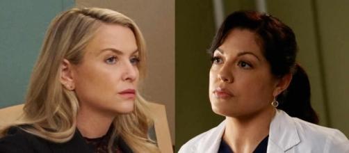 Callie voltará a morar com a ex-esposa Arizona?