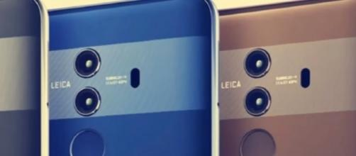 Chinese smartphone maker Huawei is set to release the Mate 10 and Mate 10 Pro this month [Image - Gadget View/YouTube]