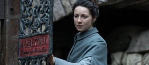 Claire reunites with Jamie soon on 'Outlander' [Image via Starz Media Room]