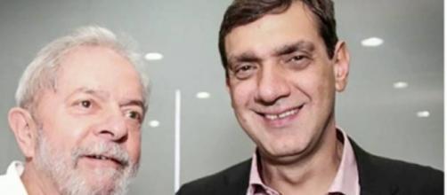 Delegado que fez buscas na casa do filho de Lula é afastado