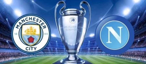 Diretta tv Manchester City-Napoli su Canale 5?