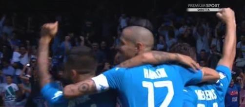 Champions League: Manchester City-Napoli si gioca il 17 ottobre.