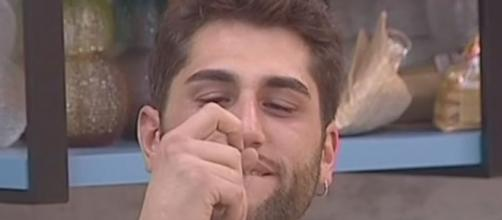 """Jeremias Rodriguez in lacrime: """"Ha aspettato che Belen si sposasse ... - perizona.it"""