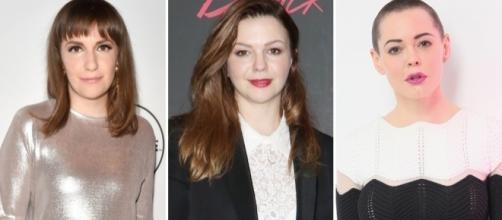 Lena Dunham, Amber Tamblyn, Rose McGowan React to Shocking Harvey ... - variety.com