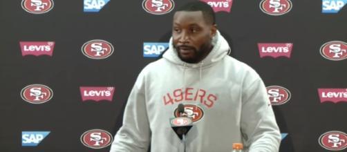 Lynch, Shanahan: 49ers haven't been 'shopping' NaVorro Bowman- Image SanFrancisco49ers\YouTube