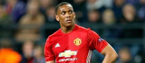 Martial sacrifié par Manchester? - Football - Sports.fr - sports.fr