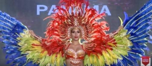 Panama's national costume, [Image Credit: Voice Of Reason / YouTube]