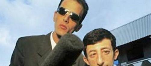 Rodolfo e ET eram uma dupla de muito sucesso na TV